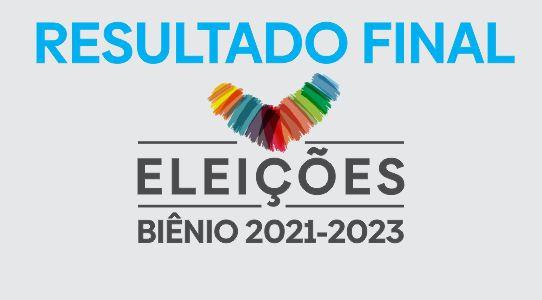 CAPA SITE CES - Eleições Biênio - 2021 à 2023 - RESULTADO FINAL