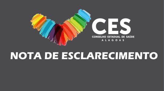 CAPA SITE CES - NOTA DE ESCLARECIMENTO