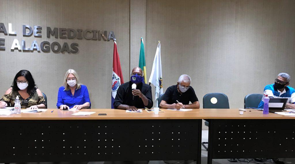 Comissão eleitoral da Mesa Diretora
